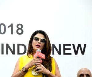 press conference - Sheeba Akashdeep Sabir
