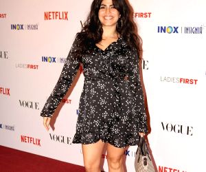 "Premier of ""Ladies First"" - Shenaz Treasury"