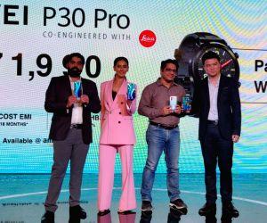 Launch of Huawei P30 Pro