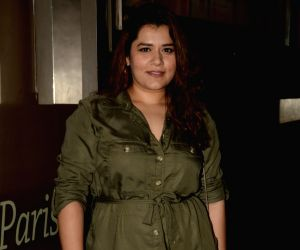 "Screening of web series ""Yeh Meri Family"" - Shikha Talsania"