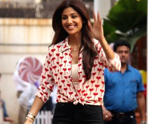 4th birthday celebrations of Shilpa Shetty's son Viaan