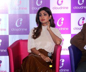 Shilpa Shetty during a inauguration