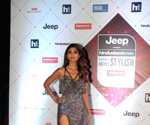 "HT India's Most Stylish Awards"" - Shilpa Shetty Kundra"