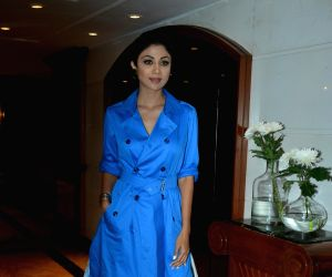 Shilpa Shetty Kundra during a promotional programme