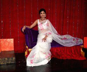 """Shilpa Shetty at """"Super Dancer 3"""" sets"""