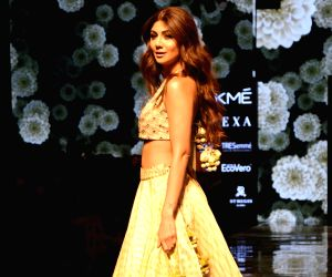 Lakme Fashion Week Winter/Festive 2019 - Shilpa Shetty