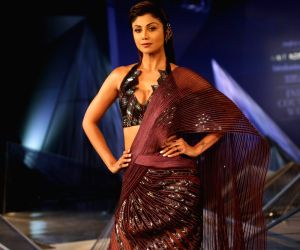 Shipa Shetty at India Couture Week