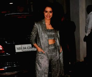 "Special screening of film ""Batti Gul Meter Chalu"" - Shraddha Kapoor"