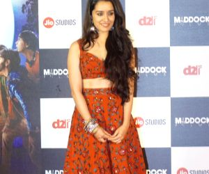 "Trailer launch of film ""Stree"" - Shraddha Kapoor"