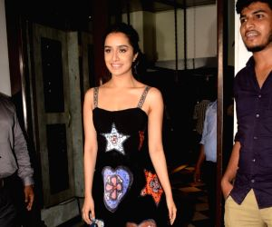 """Wrap up party of film """"Stree"""" - Shraddha Kapoor"""