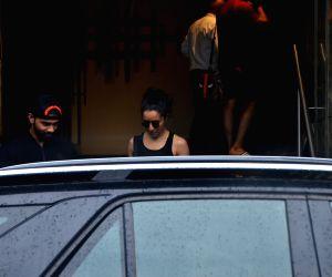 Shraddha Kapoor seen at a gym