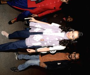 Shraddha Kapoor seen at Mumbai's airport
