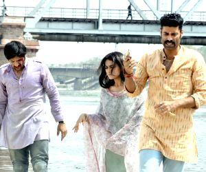 "Shraddha Srinath shoots for ""Milan Talkies"