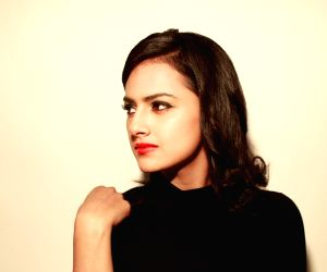 Shraddha Srinath poses during a photoshoot