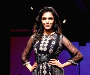 Lakme Fashion Week Winter/Festive 2019 - Shriya Pilgaonkar