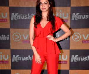 "Launch of web series ""Kaushiki"" - Shruti"