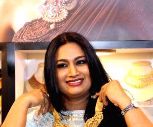 Asia Jewellery Fair 2017 - inauguration - Shwetha Srivatsav