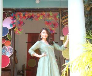 Soha Ali Khan at a store launch