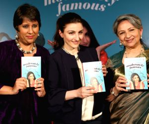 "The Perils of being Moderately Famous"" -  Soha Ali Khan"