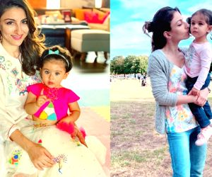Soha Ali Khan: Watching Inaaya grow is scary, exciting