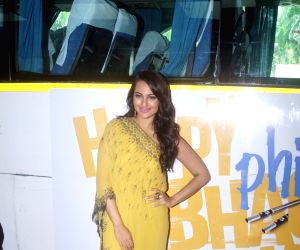 "Trailer launch of film ""Happy Phirr Bhag Jayegi"" - Sonakshi Sinha"