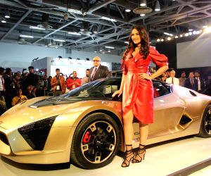 Auto Expo 2018: Unveils some of the best Automobiles in the world!