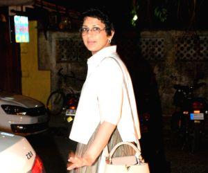 Actress Sonali Bendre seen in Mumbai's Juhu, on May 1, 2019.