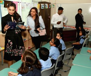 "The World's Largest Lesson India (WLL)"" - Sonam Kapoor"