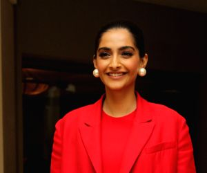 'The Zoya Factor' Sonam Kapoor reveals husband Anand Ahuja is her lucky mascot!