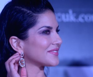 Sunny Leone during a programme