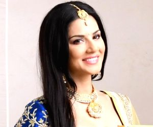 Sunny Leone's smiles are