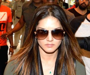 Sunny Leone in Patna