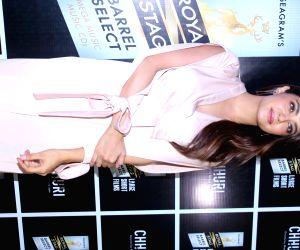 "Press conference of film ""Chhuri"" - Surveen Chawla"