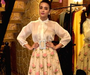 Surveen Chawla during a programme