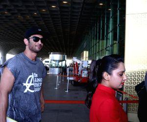Sushant Sing Rajput travelling Ahmedabad for Raabta Promotion