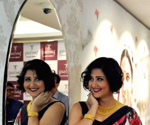 Swastika Mukherjee during a programme