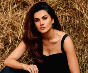 Taapsee Pannu: Thappad Is More Than Just A Slap