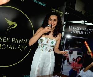 Taapsee Pannu comes out with personal app on birthday