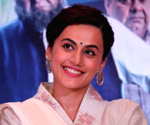 "Promotion of film ""Mulk"" - Taapsee Pannu"