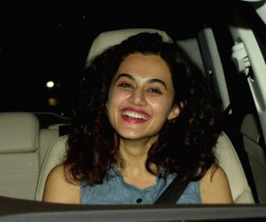 Was just a matter of time: Taapsee on thriving regional cinema