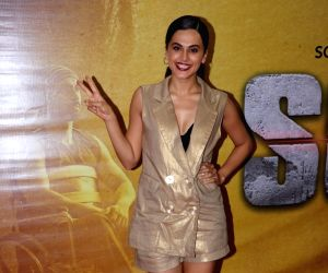 """Success party of film """"Soorma"""" - Taapsee Pannu"""