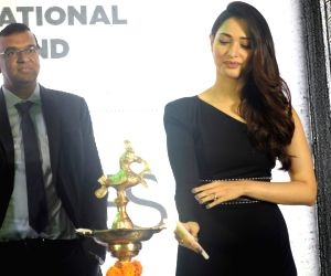 Tamannaah Bhatia during a promotional programme