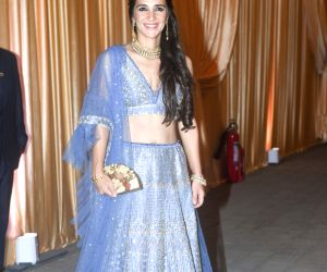 Isha Ambani, Anand Piramal's wedding reception