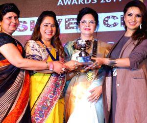 """Tisca Chopra during """"Kadam Sapno Ki Ore"""" programme"""
