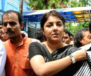 Locket Chatterjee at SSKM Hospital
