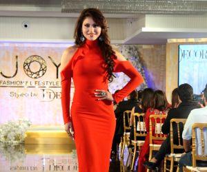 Joya Fashion & Lifestyle Exhibition-Urvashi Rautela