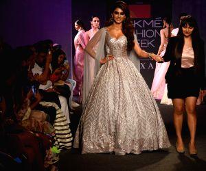 Lakme Fashion Week Winter/Festive 2019 - Urvashi Rautela