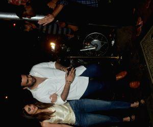 Vaani Kapoor seen at Mumbai's Bandra