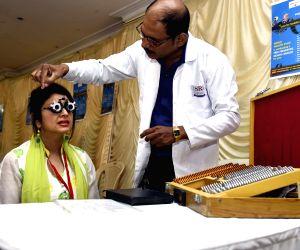 Free preventive health checkup camp- Varsha Usgaonkar
