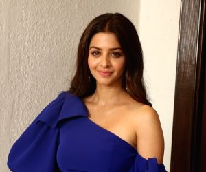 The Body actress Vedhika